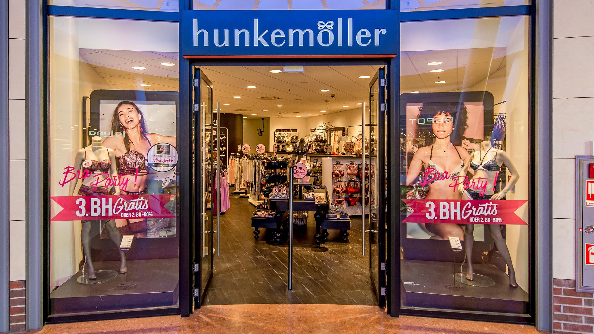 premium selection b3f92 ad125 Hunkemöller - LOOKENTOR - Die Shopping-Galerie im Herzen von ...